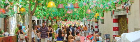 10 skäl för att besöka grannskapet Gracia i Barcelona
