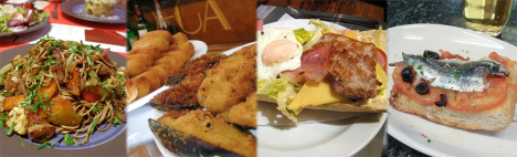 Top 5 Restaurantes de Tapas Catalanes