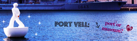 Port Vell... Port or Museum?