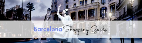 Le guide shopping de Barcelone