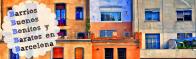 Top 5 best neighbourhoods to stay in Barcelona