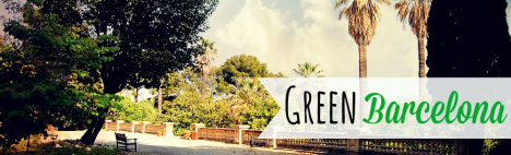 Barcelona and its green spaces
