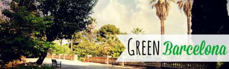 Barcelona og dens grønne områder