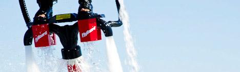 Venez à Flyboard club de Barcelone