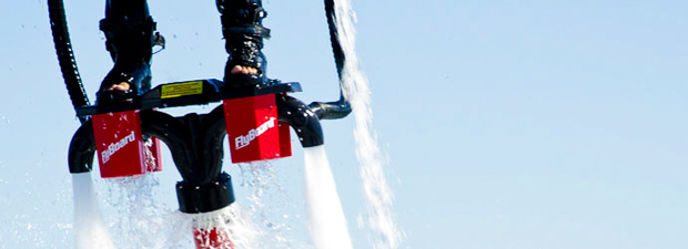 Flyboard Club Barcellona - divertimenti acquatici
