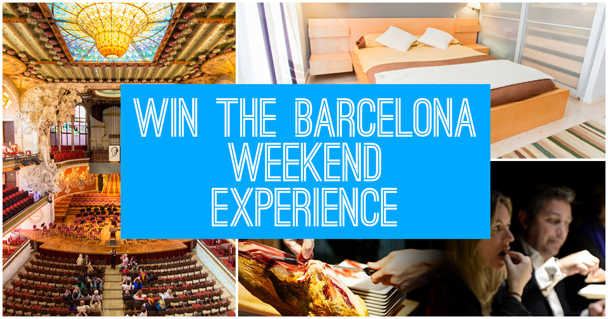 Un week end a Barcellona... gratis!