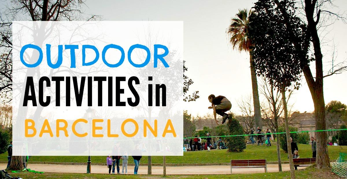 Primavera ed estate a Barcellona. Che attività fare?