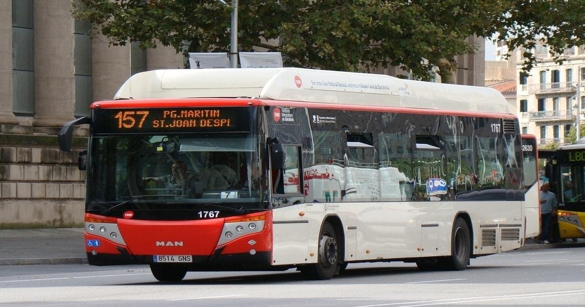 Autobuses desde el aeropuerto El Prat a Barcelona