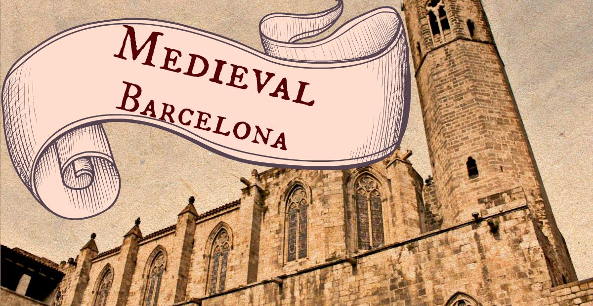 La Barcellona medievale tra storie e leggende