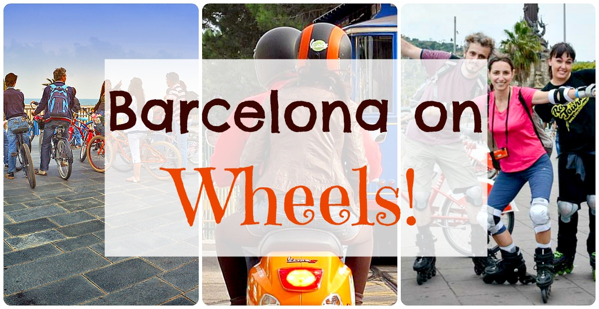 Barcelona on wheels: 5 fun activities