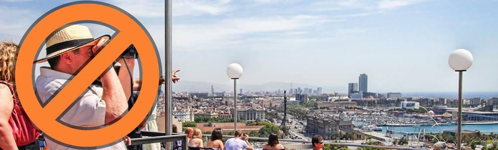 НЕ туристическая Барселона