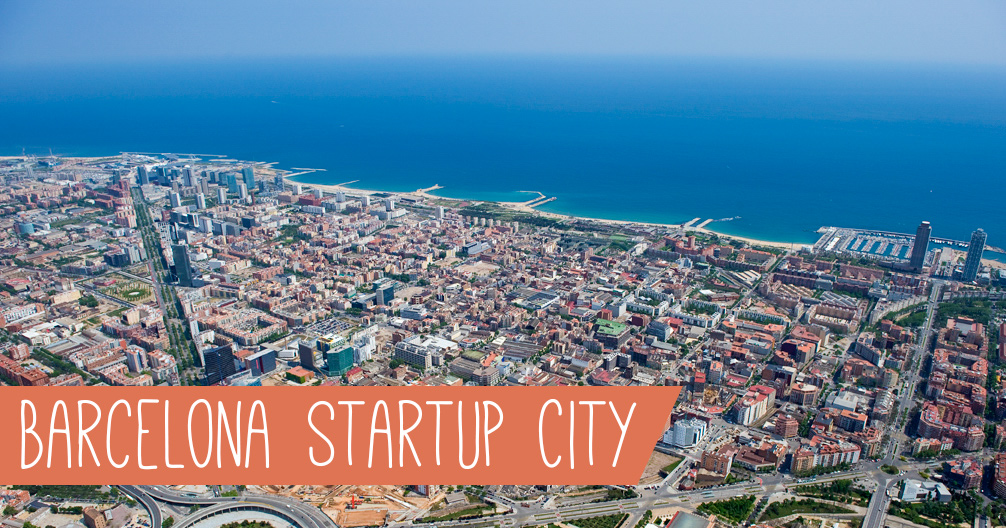 Barcellona, la nuova Start-up City!