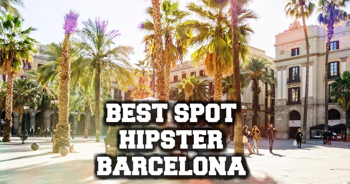 Mejores lugares hipster en Barcelona