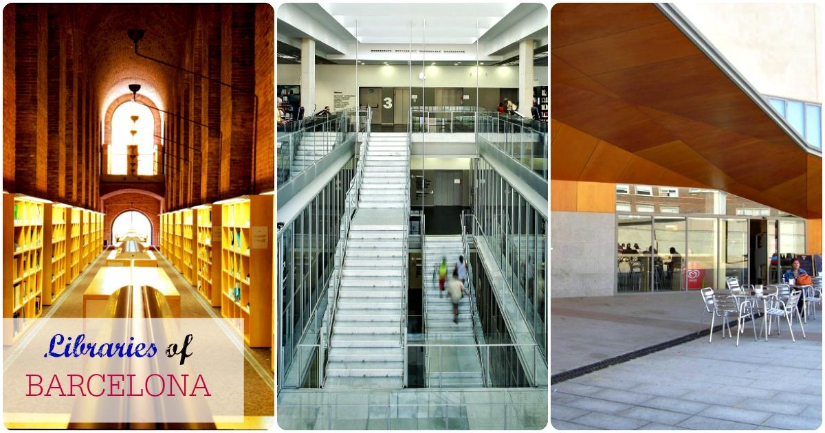 Bibliotecas publicas barcelona reserva de sales de trabajo casa dise o - Comedores escolares barcelona ...
