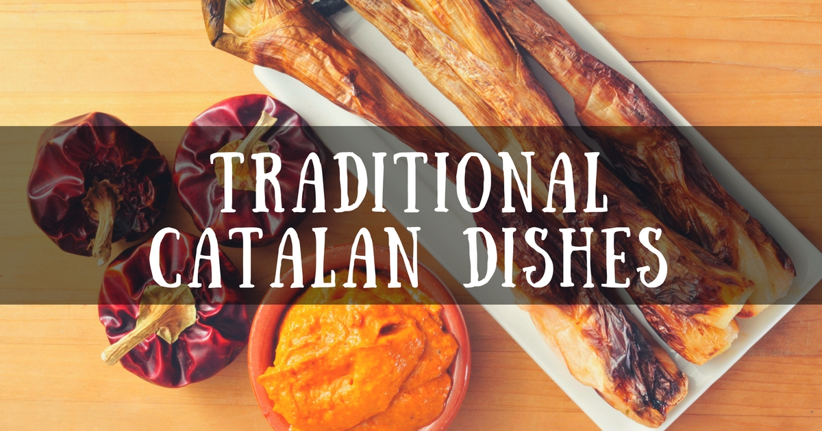 Top 20 Typical Dishes of Catalan Cuisine