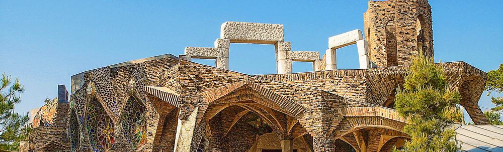 Ein nicht sehr bekanntes Gaudí Werk