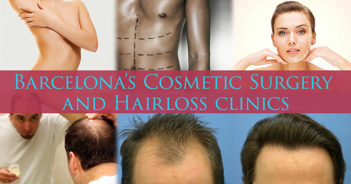 Cliniche di chirurgia estetica e trattamenti capillari