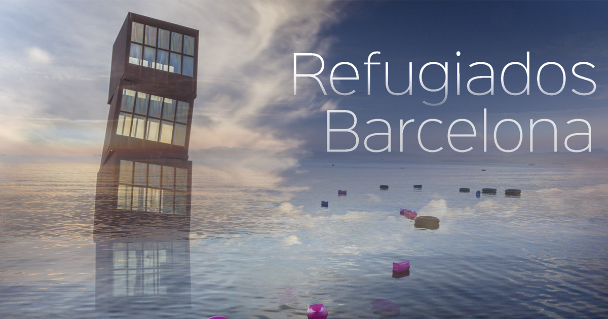 The Refugee Crisis in Barcelona