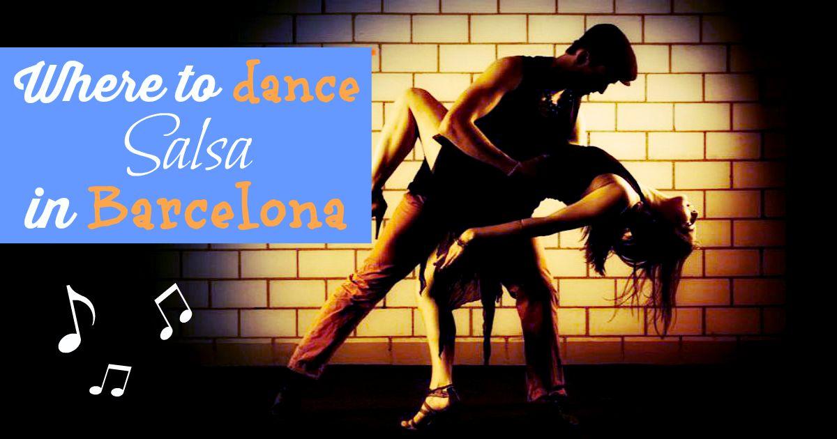 Vart man kan dansa Salsa i Barcelona