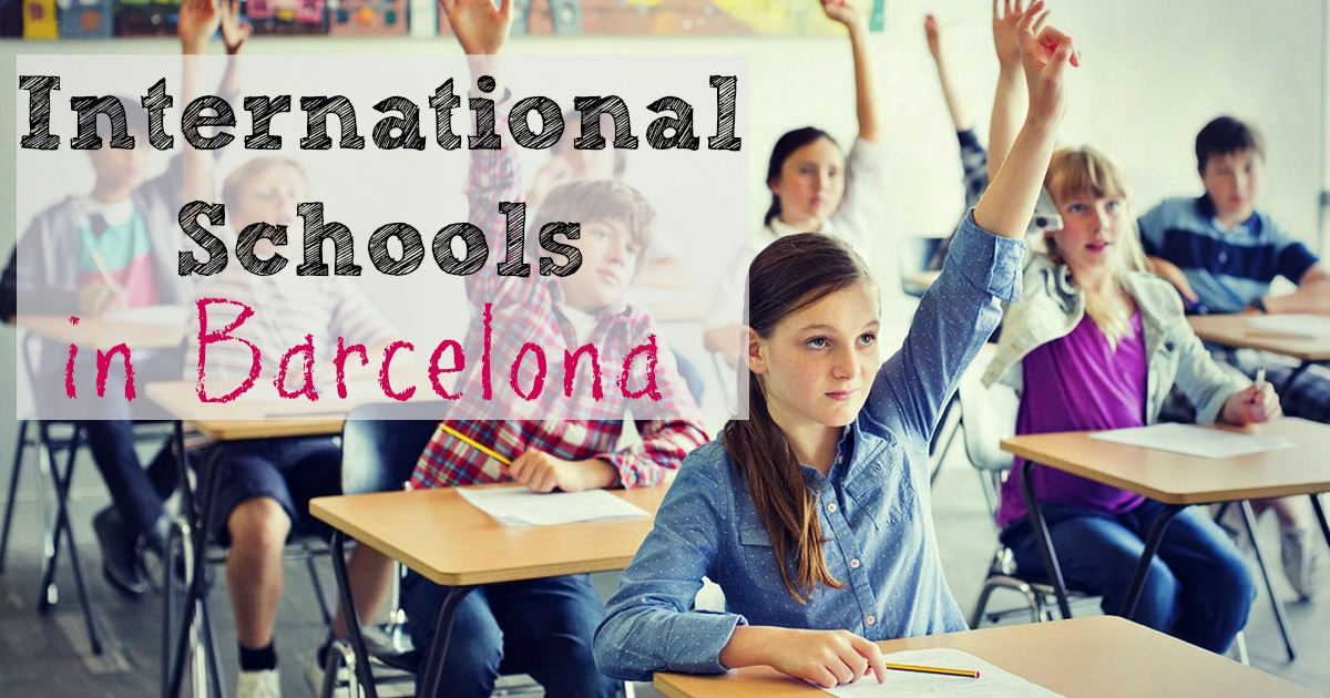 The international schools of Barcelona