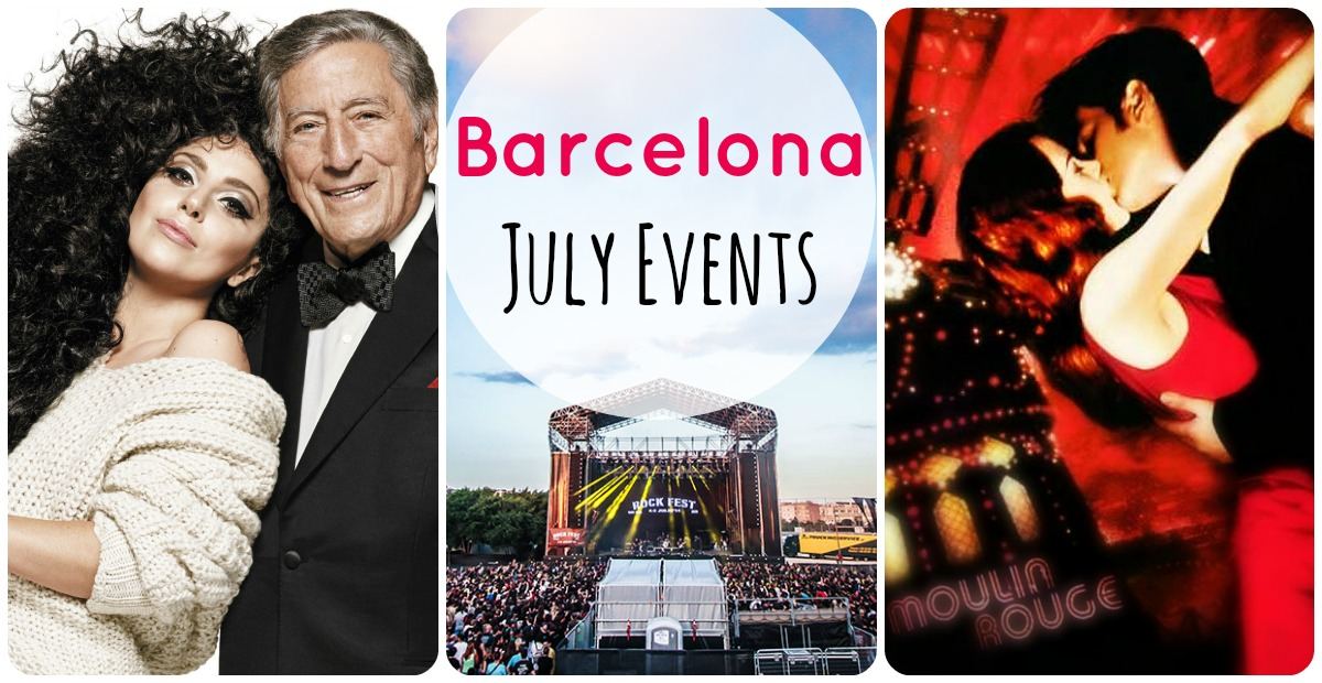 The best events in Barcelona for July 2017