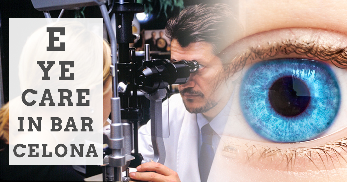 Eye specialists in Barcelona