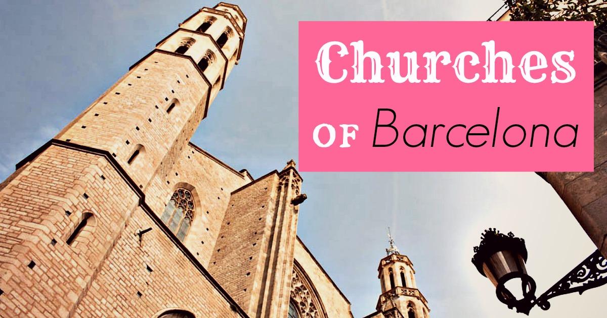 Guide: Die Entdeckung der Kirchen von Barcelona!