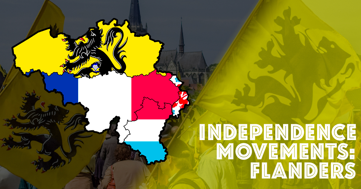 Flanders in search of independence