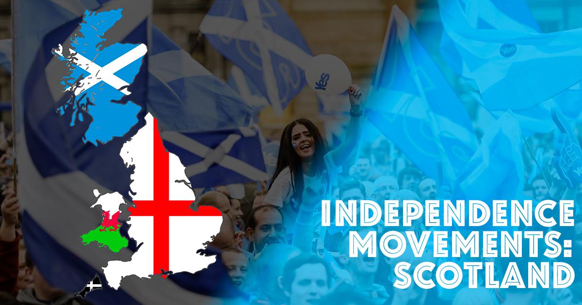 Scozia alla ricerca dell'indipendenza