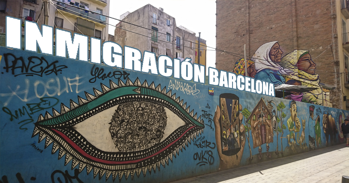 Immigration in Barcelona: Contemporary History