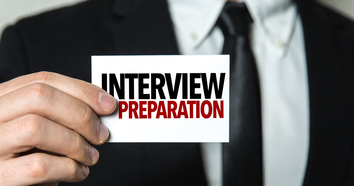 5 ways to prepare for a job interview