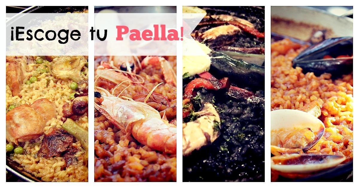 Finde deine Lieblings Paella!