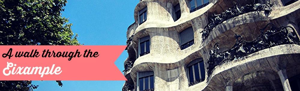 Une promenade dans l'Eixample Dret de Barcelone