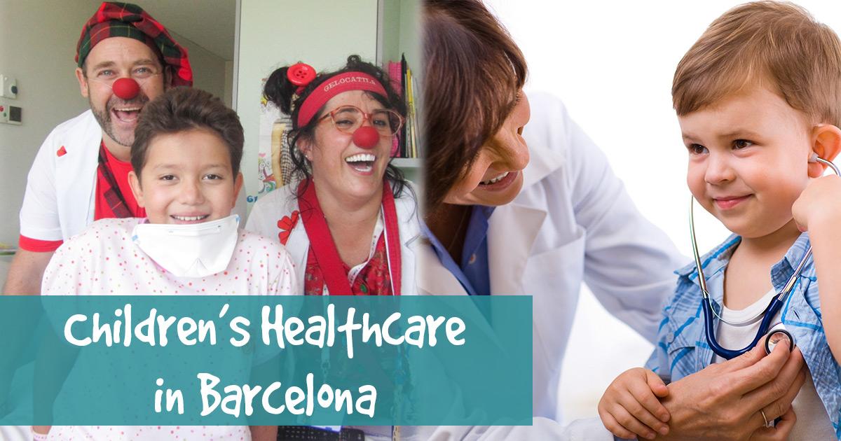 Børnelæger i Barcelona