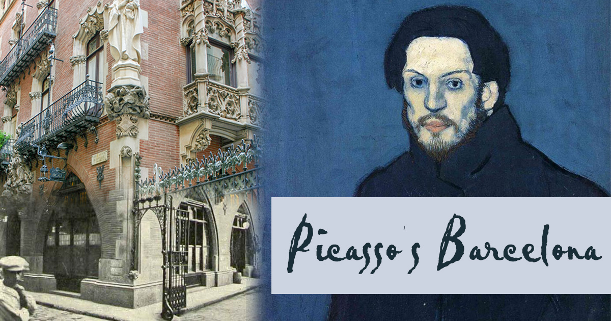 Picasso en Barcelona: Een liefdesverhaal