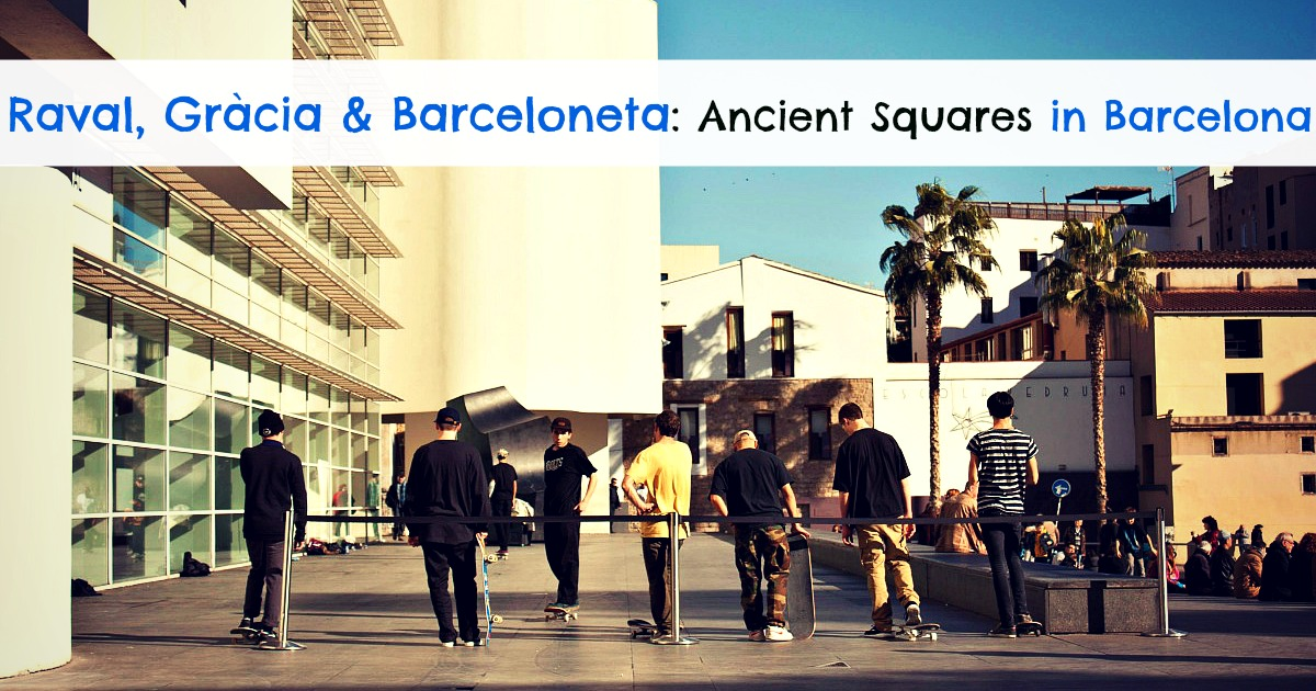 Secret squares of Barcelona - Part 2