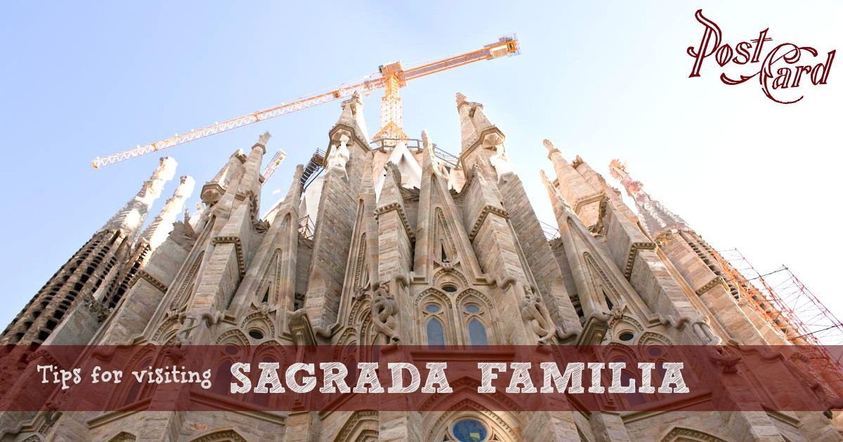 Spacer po Sagrada Familia i okolicznej dzielnicy
