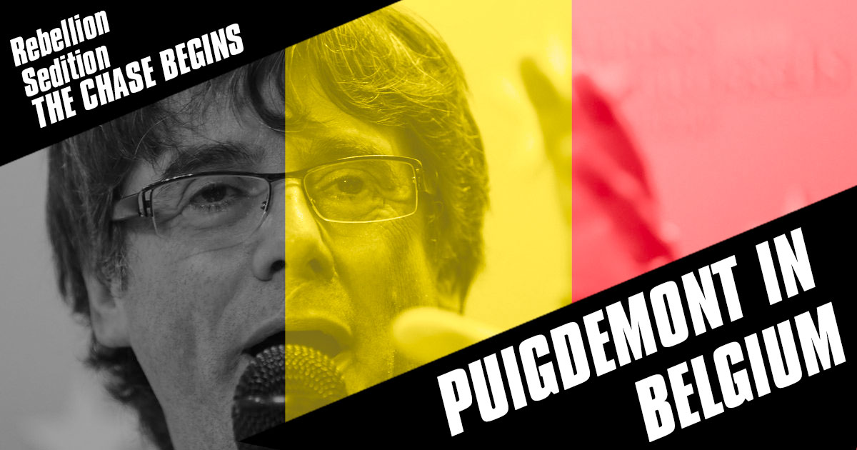 Puigdemont in Brussels: Reasons and Belgian reactions