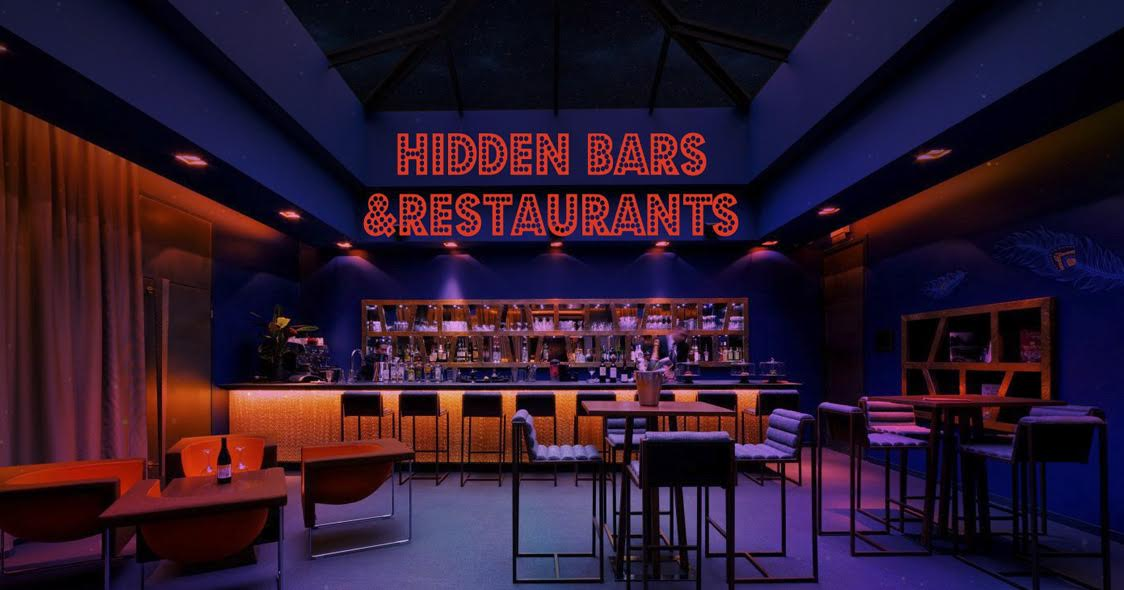 secret bars and restaurants around barcelona