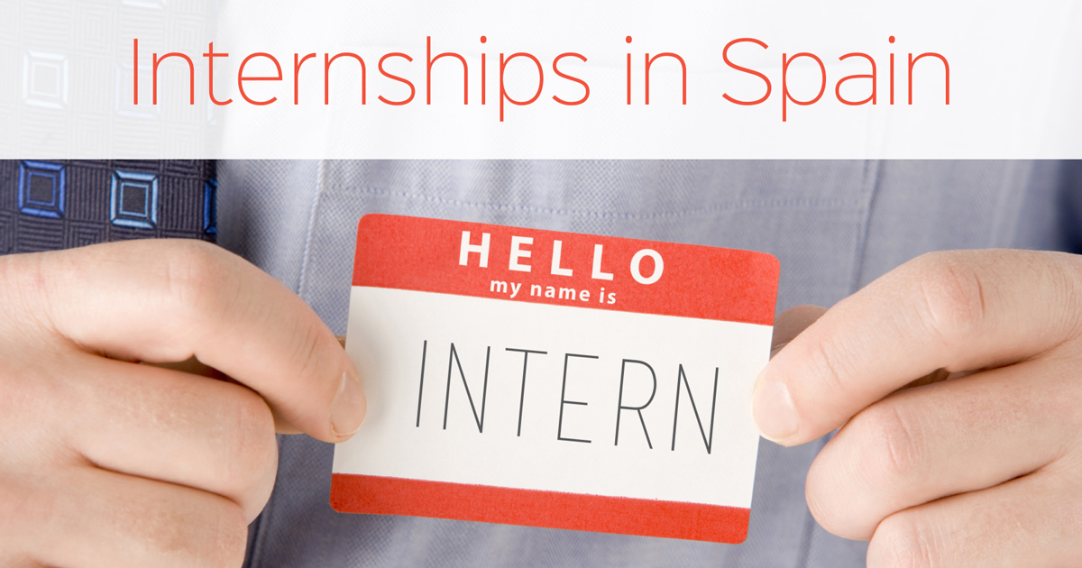 Finding an internship or placement in Spain