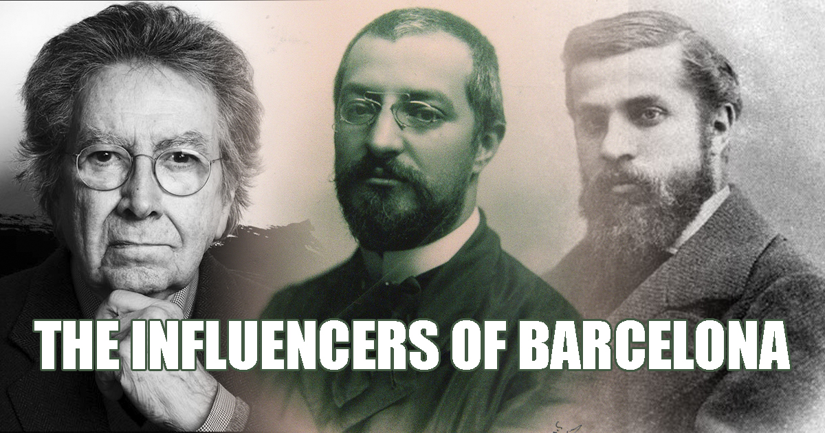 7 artistas que influyeron en Barcelona