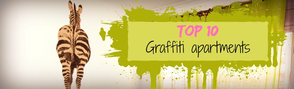 Top 10 Fewos mit Graffitis!