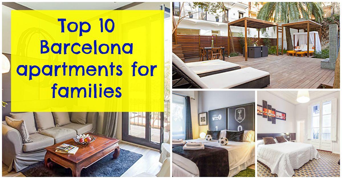 Топ 10 квартир для отдыха семьей