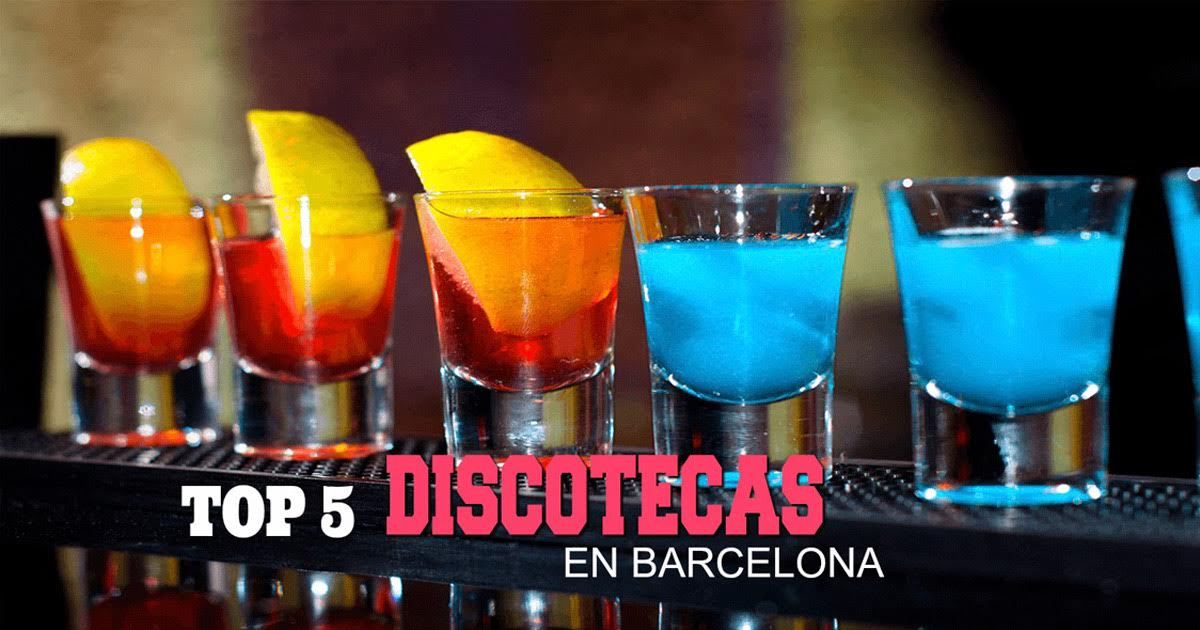 Top 5 Most Popular Nightclubs in Barcelona