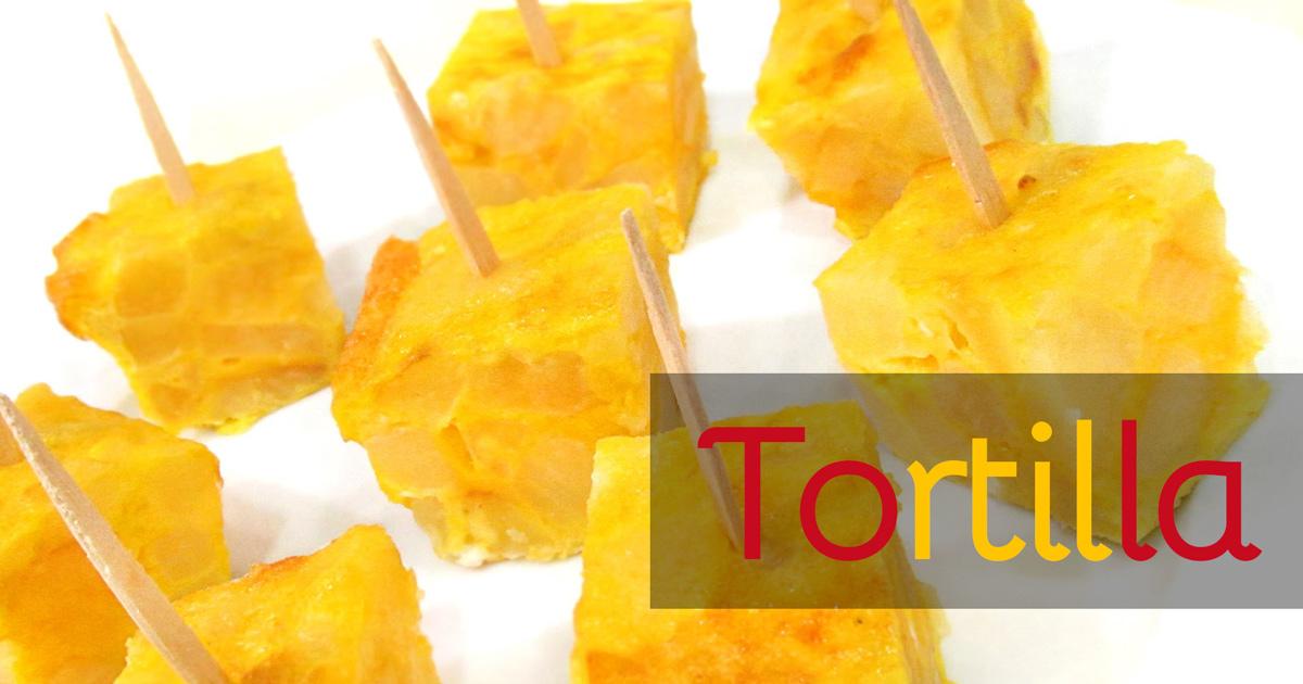 Storia della tortilla di patate