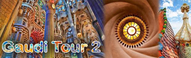 Barcelona Gaudí szemével- Második felvonás