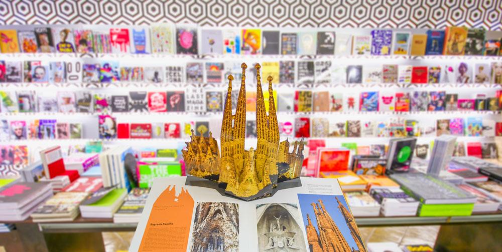 Drei eigenartige Buchläden in Barcelona!