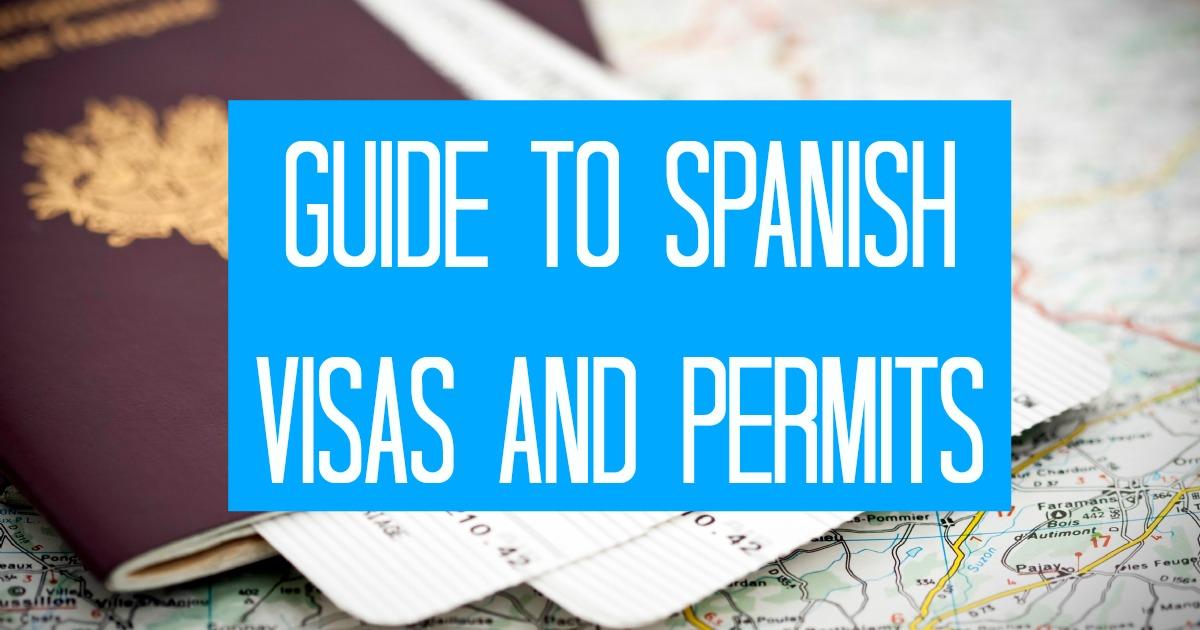 Les types de visas pour se rendre en Espagne