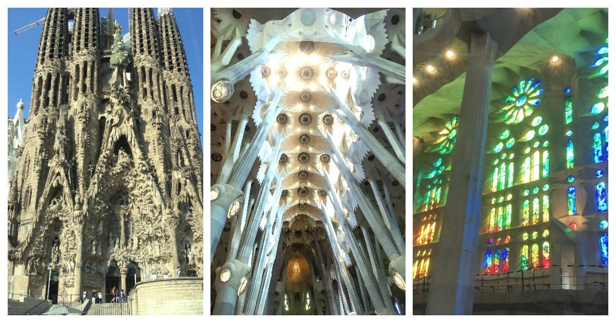 Entdecke die Sagrada Familia