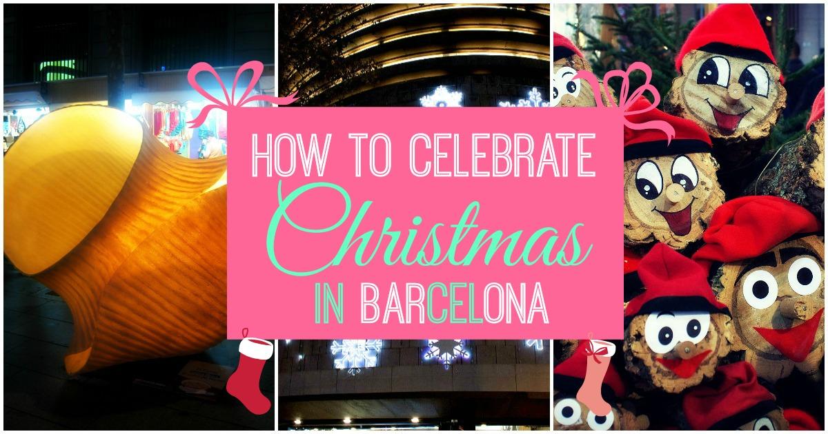 Geweldige Kerstdagen in Barcelona